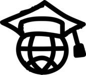 800+ Multi Style Icons Bundle - Free online education icon 1