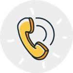 800+ Multi Style Icons Bundle - Free call icon 7