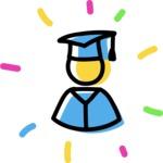 800+ Multi Style Icons Bundle - Free student icon 4