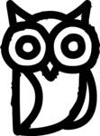 800+ Multi Style Icons Bundle - Free owl icon 1
