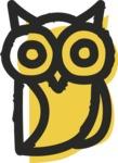 800+ Multi Style Icons Bundle - Free owl icon 2