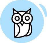 800+ Multi Style Icons Bundle - Free owl icon 3