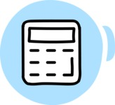 800+ Multi Style Icons Bundle - Free calculator icon 3