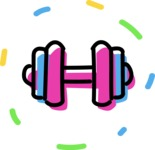 800+ Multi Style Icons Bundle - Free fitness and sport icon 4