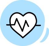 800+ Multi Style Icons Bundle - Free health stats icon 3