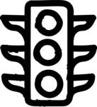 800+ Multi Style Icons Bundle - Free traffic light icon 1