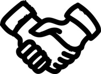 800+ Multi Style Icons Bundle - Free partnership icon 1