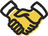 800+ Multi Style Icons Bundle - Free partnership icon 2