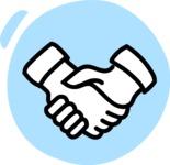 800+ Multi Style Icons Bundle - Free partnership icon 3