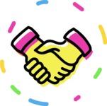 800+ Multi Style Icons Bundle - Free partnership icon 4