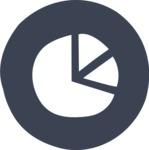 800+ Multi Style Icons Bundle - Free pie chart icon 6