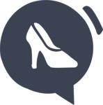 800+ Multi Style Icons Bundle - Free shoe fashion icon 6