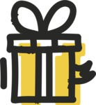 800+ Multi Style Icons Bundle - Free gift icon 2