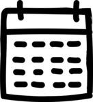800+ Multi Style Icons Bundle - Free calendar icon 1