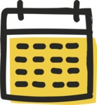 800+ Multi Style Icons Bundle - Free calendar icon 2