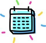 800+ Multi Style Icons Bundle - Free calendar icon 4