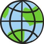 800+ Multi Style Icons Bundle - Free worldwide web icon 5