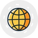 800+ Multi Style Icons Bundle - Free worldwide web icon 7