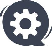 800+ Multi Style Icons Bundle - Free cog wheel icon 6