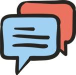 800+ Multi Style Icons Bundle - Free communication icon 5