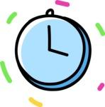 800+ Multi Style Icons Bundle - Free clock icon 4
