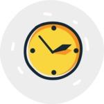 800+ Multi Style Icons Bundle - Free clock icon 7