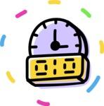 800+ Multi Style Icons Bundle - Free countdown icon 4