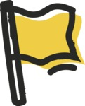 800+ Multi Style Icons Bundle - Free flag icon 2