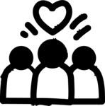 800+ Multi Style Icons Bundle - Free group icon 1
