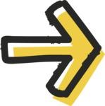 800+ Multi Style Icons Bundle - Free right arrow icon 2