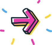 800+ Multi Style Icons Bundle - Free right arrow icon 4