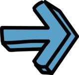 800+ Multi Style Icons Bundle - Free right arrow icon 5