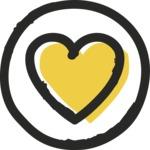 800+ Multi Style Icons Bundle - Free heart icon 2