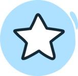 800+ Multi Style Icons Bundle - Free star icon 3