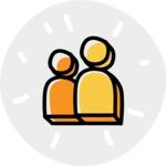 800+ Multi Style Icons Bundle - Free group icon 7