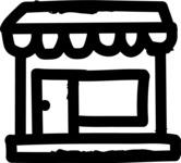 800+ Multi Style Icons Bundle - Free shop icon 1