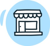 800+ Multi Style Icons Bundle - Free shop icon 3