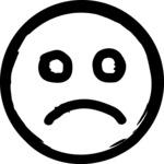 800+ Multi Style Icons Bundle - Free sad face icon 1