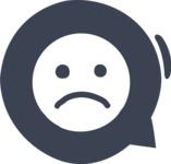 800+ Multi Style Icons Bundle - Free sad face icon 6