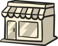 800+ Multi Style Icons Bundle - Free shop icon 5