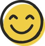 800+ Multi Style Icons Bundle - Free happy face icon 2