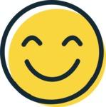 800+ Multi Style Icons Bundle - Free happy face icon 4