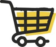 800+ Multi Style Icons Bundle - Free shopping cart icon 2