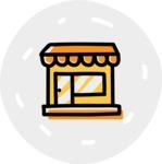800+ Multi Style Icons Bundle - Free shop icon 7