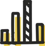 800+ Multi Style Icons Bundle - Free statistics icon 2