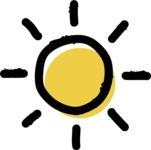 800+ Multi Style Icons Bundle - Free sun icon 2