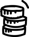 800+ Multi Style Icons Bundle - Free coins icon 1