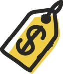 800+ Multi Style Icons Bundle - Free price icon 7
