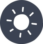 800+ Multi Style Icons Bundle - Free sun icon 6