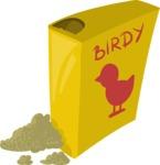 Bird Food Package